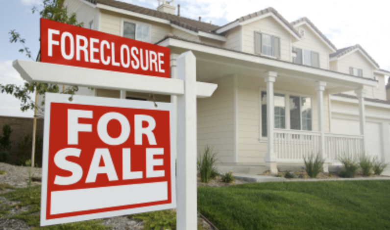 When You're Facing Foreclosure On An Underwater Mortgage, Who Is Foreclosing?