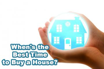 When's the Best Time to Buy a House?
