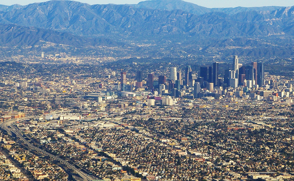 What courses are required for a California real estate license in Los Angeles?